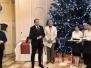 14 12 2017 r  Spotkanie opłatkowe Organizacji Senioralnych z Marszałkiem  Województwa Śl.