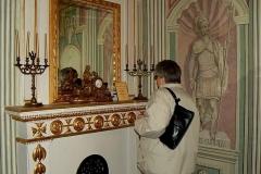 033 Wnętrza pałacowe z XVIII-XIX w
